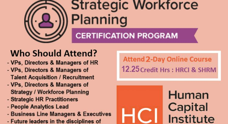 """The Art of Adding """"Strategy"""" to """"Workforce Planning"""" – SWP"""